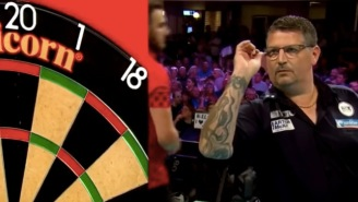 Dart Player Throws 9 Perfect Darts In A Row And Earns $59,000 In One Absurd Game