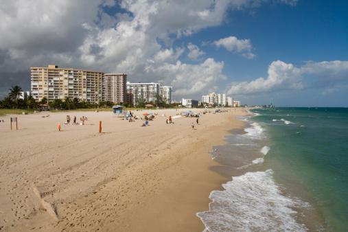 Pompano Beach, Florida, USA