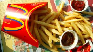 Here's How To Get Free French Fries From McDonald's For The Rest Of 2018