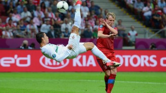 Where Did The 'Bicycle Kick' Come From? The Origin Of The Most Difficult Move In Soccer