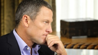 Lance Armstrong's Son, A Rice Football Player, Says Doping Is 'Taking A Shortcut'