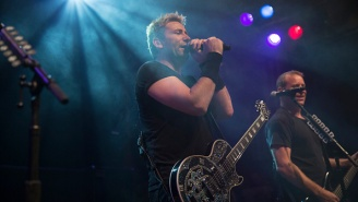 Thousands Of People Want A Nirvana Reunion With Chad Kroeger From Nickelback Replacing Kurt Cobain