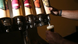 Buffalo Wild Wings Has A New Concept Restaurant With A 20-Tap Self-Serve Beer Wall