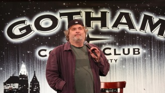 Artie Lange Once Dropped His Drug Stash In Front Of A Cop, Who Then Drove Him In Squad Car To Get More Drugs