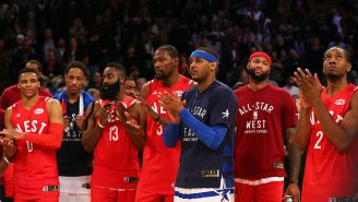 Kawhi Leonard Was Reportedly Jealous Of 'Star Treatment' Russell Westbrook And Other All-Stars Were Getting During 2016 NBA All-Star Weekend