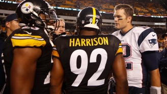 James Harrison Explains Why The Patriots' Coaching Staff Was Far Superior To Steelers'