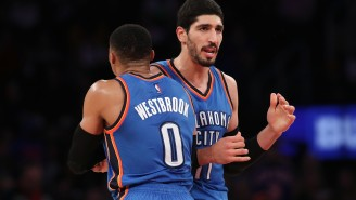 Enes Kanter Recalls A Time When He Was Legitimately Scared Of Russell Westbrook And His Ruthless Competitiveness