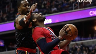 Dwight Howard Joined The Wizards After A Seven Word Instagram DM From John Wall