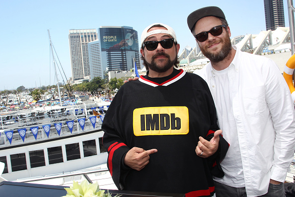 on the #IMDboat at San Diego Comic-Con 2017 at The IMDb Yacht on July 21, 2017 in San Diego, California.