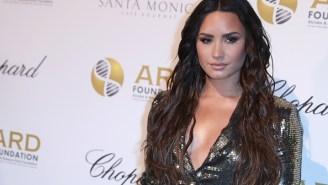 Demi Lovato Reportedly Hospitalized For Suspected Heroin Overdose
