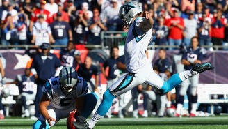 Panthers' Kicker Graham Gano Drills A 76-Yard Field Goal To Celebrate Fourth Of July