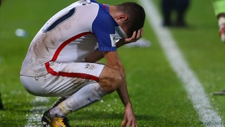 Experts Explain Why American Men Suck At Soccer (At The World Cup Level)