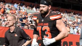 Former Browns' Tackle Joe Thomas Shed 50 Pounds And His Weight Loss Secret Makes Total Sense