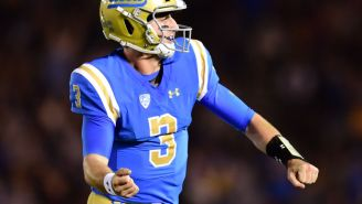 Josh Rosen Has A Plan That Would Resurrect EA Sports' NCAA Football Video Game And Give College Athletes The Ability To Get Paid