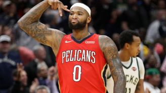 The Internet Reacts To The Golden State Warriors Shocking The NBA World By Adding Another All-Star In DeMarcus Cousins