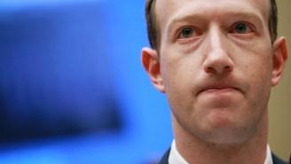 Mark Zuckerberg Lost 20% Of His Net Worth Yesterday, More Money Than Rupert Murdoch's TOTAL Net Worth