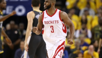Chris Paul Talked About What He Did With His Very First NBA Check For $25,000