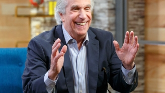 Henry Winkler Had The Time Of His Life Trout Fishing In Idaho And His Pictures Are Pure Happiness