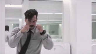 Henry Cavill Reloading His Fists In 'Mission Impossible: Fallout' Is The GIF That's Here To Blow Your Mind