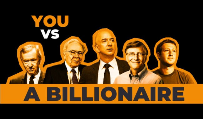 How Long Billionaires to Earn Your Salary