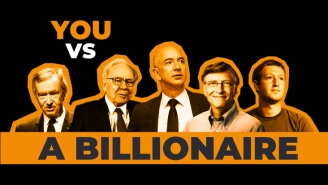 How Long Does It Take The World's Richest Billionaires To Earn Your Annual Salary?