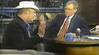 Hunter S. Thompson's Unpredictable Appearances On 'The David Letterman Show'