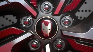 This New 'Iron Man Edition' Hyundai Kona Is The Most Badass SUV Ever Made