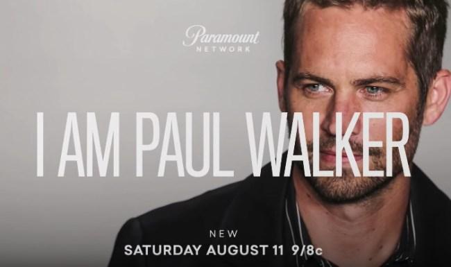 I Am Paul Walker trailer