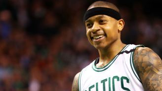 Isaiah Thomas Wanted To Return To The Celtics Despite Last Year's Drama-Filled Trade