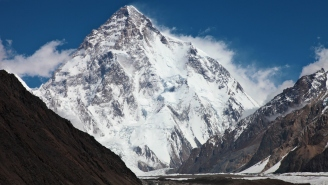 Extreme Skier Becomes First Person To Climb K2 And Then Ride Back Down The Summit