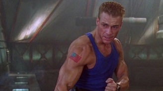 'Street Fighter' Movie Director Says Jean-Claude Van Damme Was 'Coked Out Of His Mind' During Filming