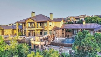 Ex-MLB Star Jeff Kent Is Selling His Sick Texas Mansion That Could Double As An Amusement Park
