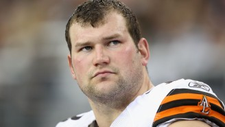 Joe Thomas Had A Hilariously Creative Solution For His Ill-Advised NBA Finals Bet