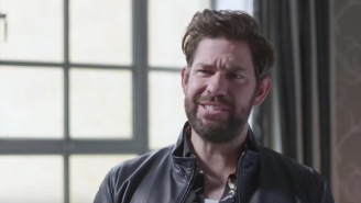 John Krasinski Talks About Why He Wants A Reunion Of 'The Office' So He Can See What Jim's Up To