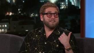 Jonah Hill Talks About Doing Karate With Joaquin Phoenix, Meeting Tony Romo, And Getting Tats