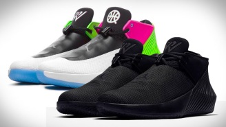 Jordan Brand Unveils A Colorful New Why Not Zer0.1 'Quai 54' And A New Low Version In All Black