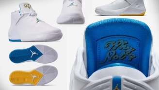 Jordan Brand Just Dropped A Crisp And Clean New Why Not Zer0.1 Low In UCLA Colors