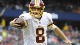Kirk Cousins Revealed The Weird Mystery Meat He Was Grilling After Getting Called Out Online