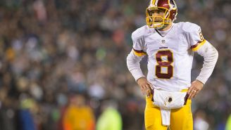Kirk Cousins Got Roasted For Grilling Some Seriously Weird Mystery Meat On The Fourth Of July