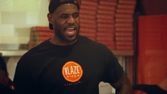 Here's How You Can Get Free Pizza Today To Celebrate LeBron Joining The Lakers