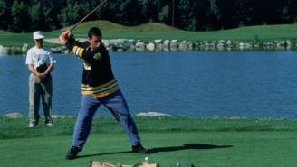 A Bunch Of LPGA And European Tour Players Did Happy Gilmore Impressions, And Yep, A Few Whiffed