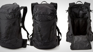 Matador's Beast Packable Backpack Is The First Technical Backpack Designed For Travel