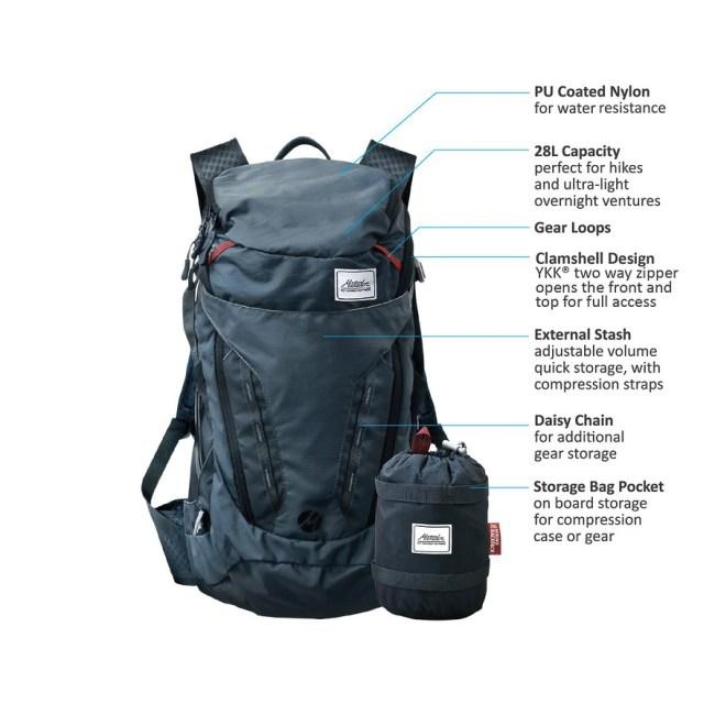 Matador Beast Packable Technical Backpack