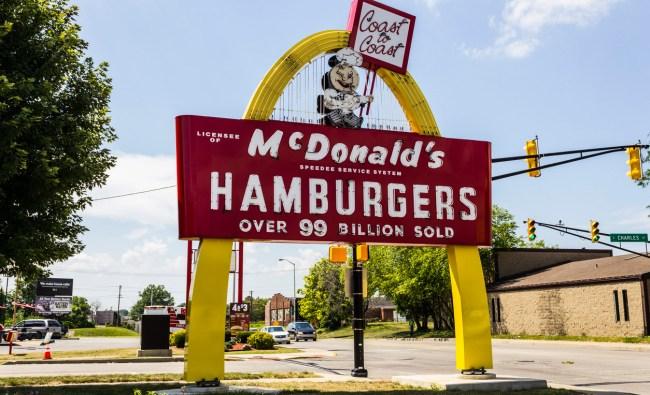 McDonalds Cheeseburger Fries 6 Years eBay