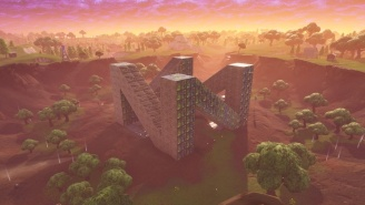Playground Mode On 'Fortnite' Is Ending Which Sucks Because People Are Building Magnificent Structures