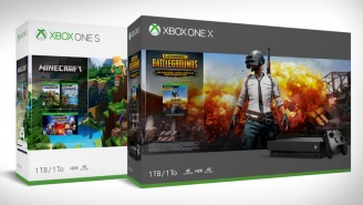 Two New Xbox One Bundles Just Dropped: 'PUBG' For Xbox One X And 'Minecraft' For Xbox One S
