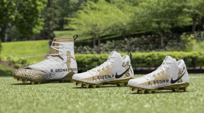 Nike Madden 19 Players Custom Cleats