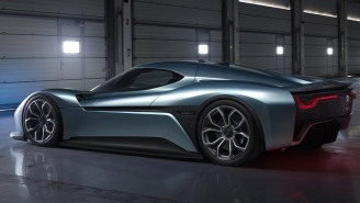 The Ultra-Fast NIO EP9 Electric Hypercar Just Set Another Street-Legal Car Speed Benchmark