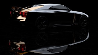 This Custom Nissan GT-R50 By Italdesign Is One Of The Most Beautiful Cars You Will Ever See
