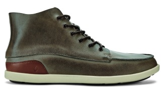 The Leather Nalukai Boot From OluKai Gets Better Looking The More You Wear It